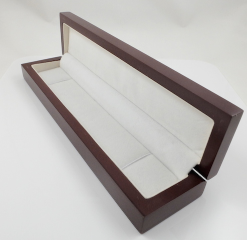Luxury Wooden Box open