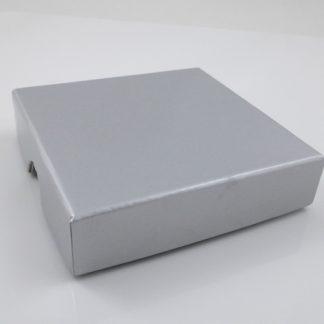 Medium Silver Box