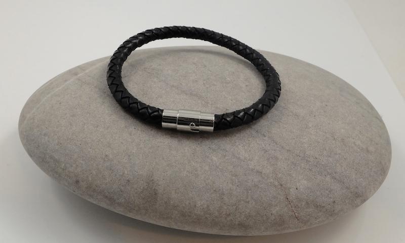 single leather bracelet-2
