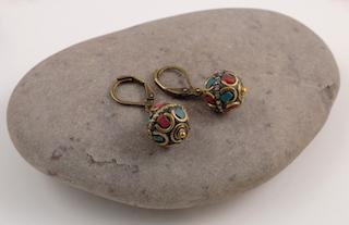 Tibetan earrings 03