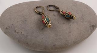 Tibetan earrings 05