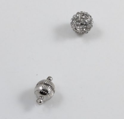 9mm Stainless Steel Magnetic Clasp